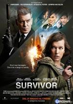 Survivor Italian Poster