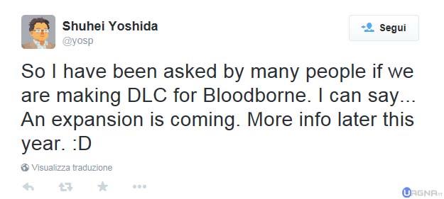 yoshida bloodborne