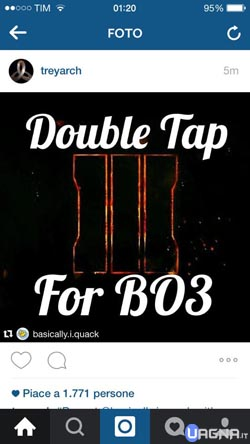 double tap-black ops 3