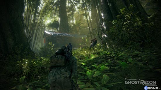 ghost recon wild