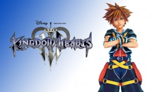 kingdom hearts 3 logo sora