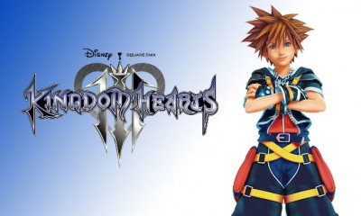 kingdom hearts 3 logo sora