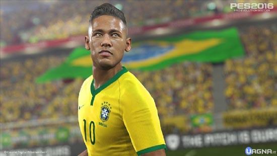 neymar pes2016