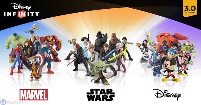 Collezione Disney Infinity 3.0