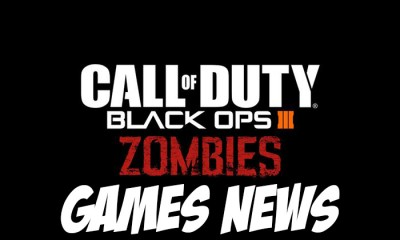 Games News Black Ops III Zombies