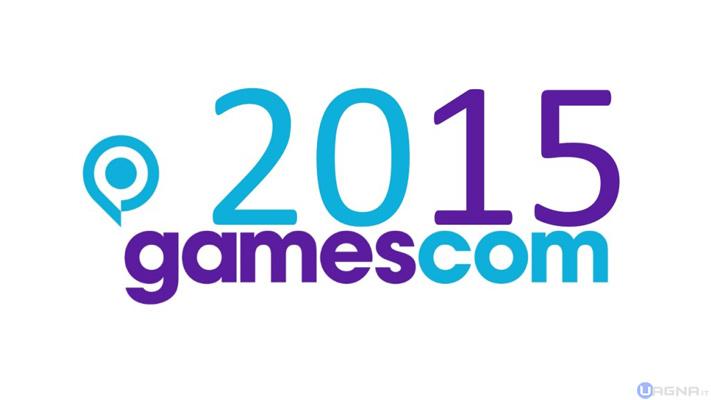 GamesCom 2015 Logo Vetrina