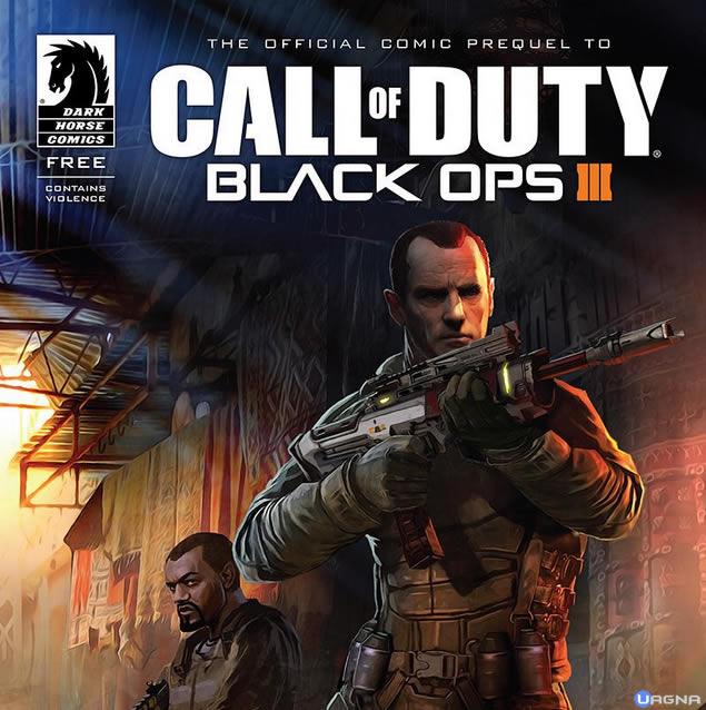 black ops 3 fumetto