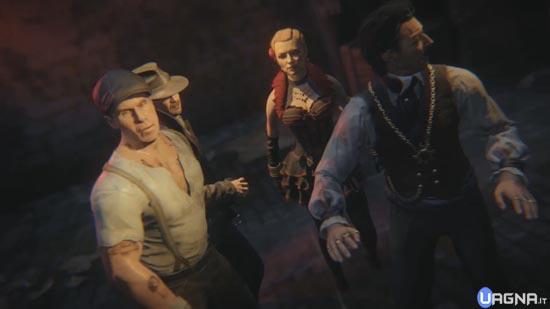 black ops 3 personaggi