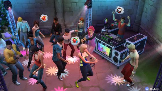 The Sims 4 Usciamo Insieme Espansione