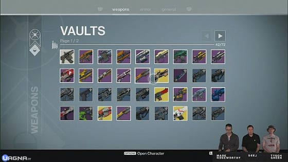 destinylivevault