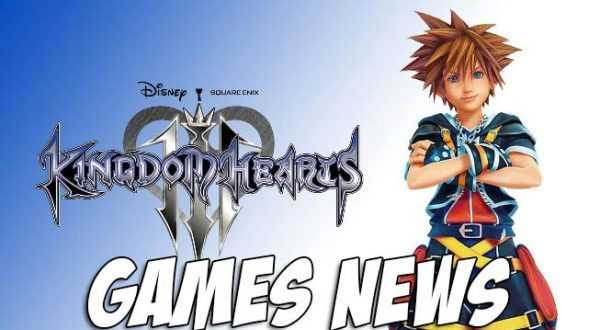 Games News Kingdom Hearts Uagna.it