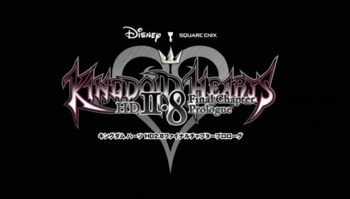 uagna kingdom hearts 2.8 hd logo