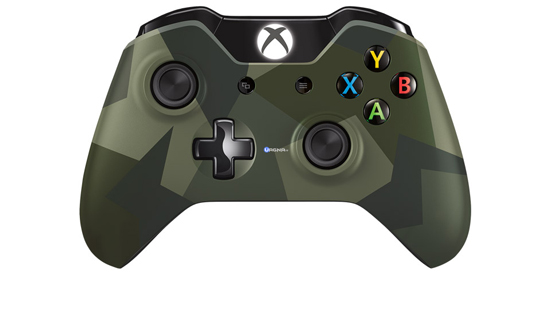 XboxOneArmedForceController