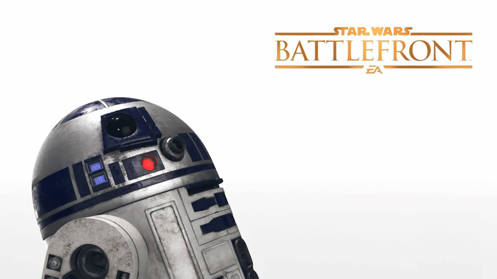 star wars battlefront r2d2