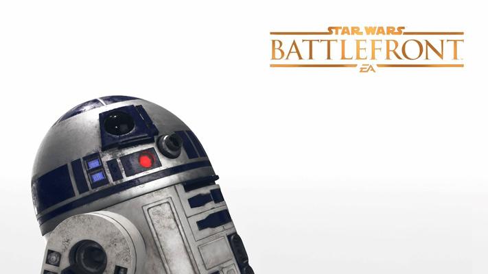 star wars battlefront r2d2