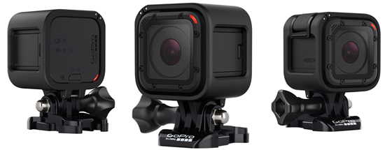 GoProHero4Session