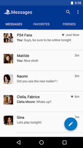 PlayStationMessagesApp
