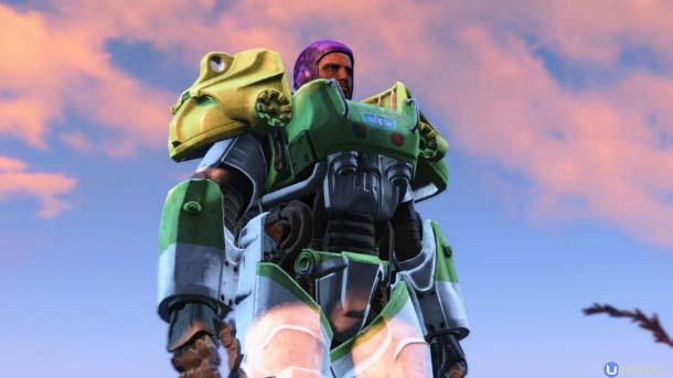 buzz fallout 4