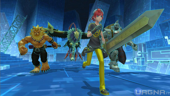 recensione digimon story cyber sleuth