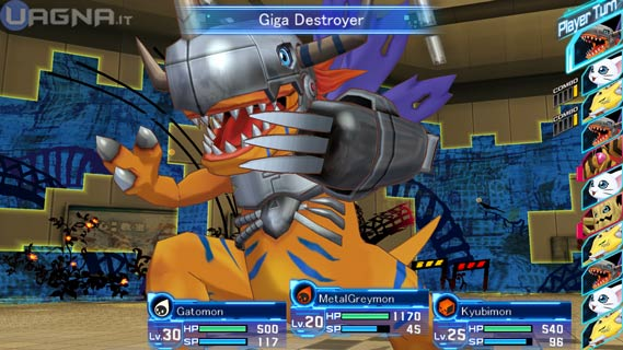 recensione digimon story cyber sleuth uagna