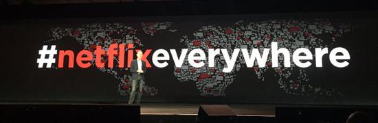 NetflixEverywhere CES 2016