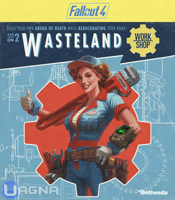 uagna fallout 4 dlc wasteland workshop