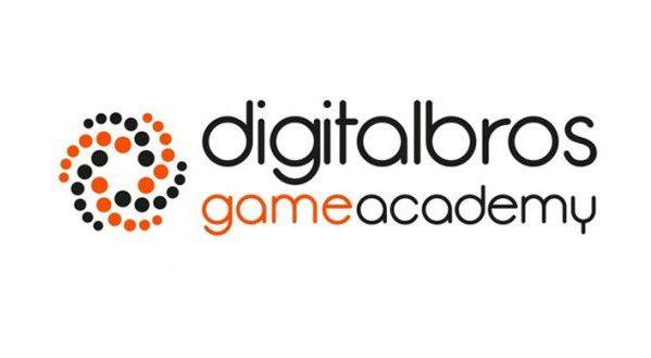 digital bros game academy logo