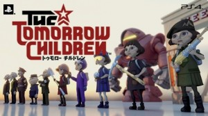 uagna the tomorrow children