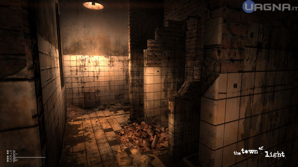 recensione the town of light uagna