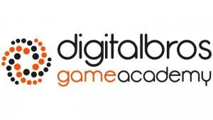 logo della digital bros game academy