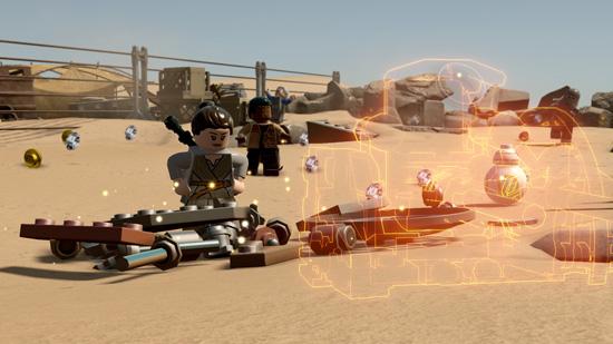 Lego Star Wars Il Risveglio Della Forza Primo Gameplay Trailer Ufficiale