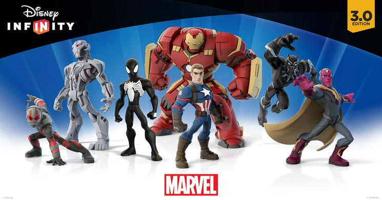 uagna disney infinity play set marvel battlegrounds