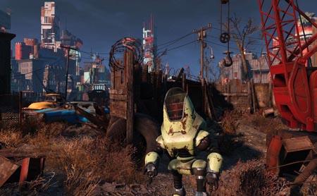 immagine del DLC Automatron di Fallout 4