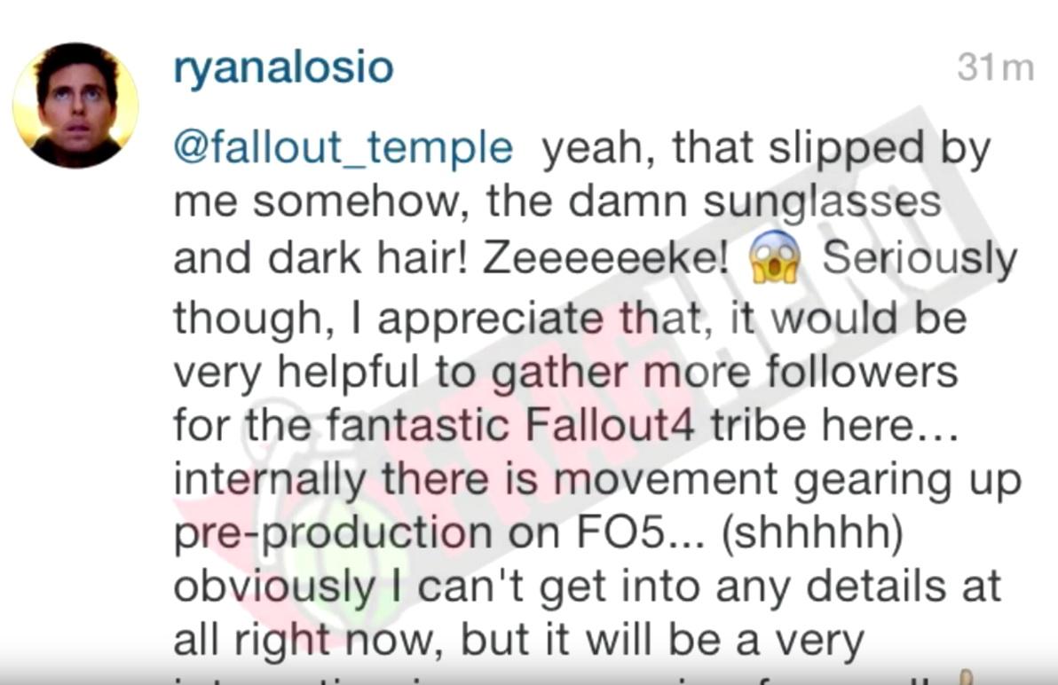 fallout 5 confermato