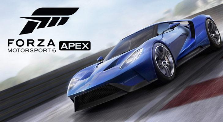 logo di forza motorsport 6 apex