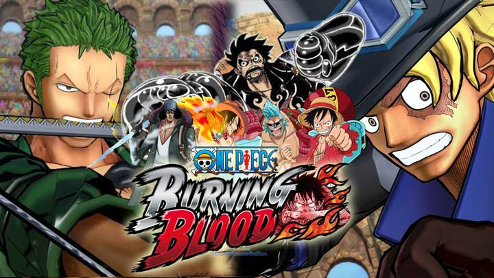 One Piece Burning Blood in arrivo a settembre su Steam