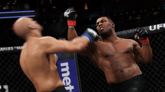 tyson in EA sports UFC 2