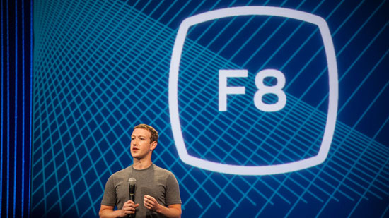 Facebook F8 Mark Zuckerberg Uagna.it