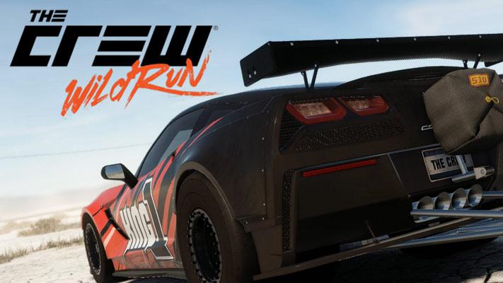 the crew wild run logo