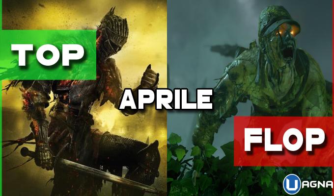 top flop videogiochi aprile 2016 uagna