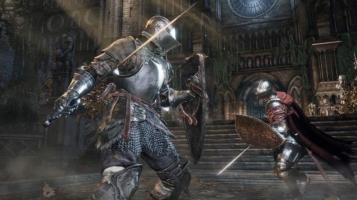 Dark Souls 3 due cavalieri a confronto
