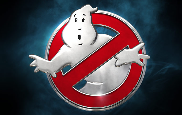logo ghostbusters film