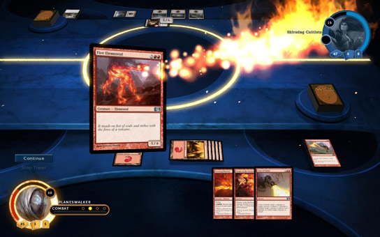 magic duels of the planewalkers screen pc