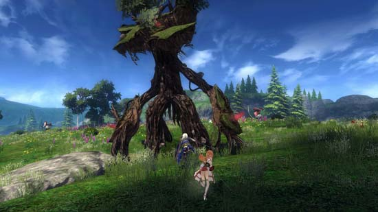 gameplay sword art online: hollow realization