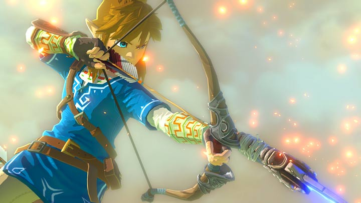 the legend of zelda breath wild