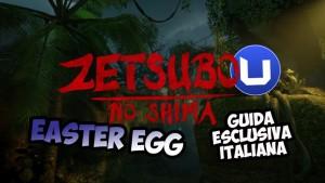 uagna guida easter egg zetsubou no shima
