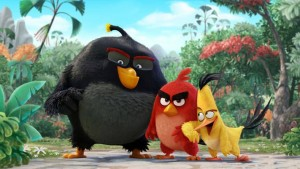 angry birds film wallpaper