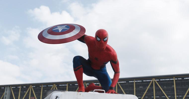 spider man captain america civil war