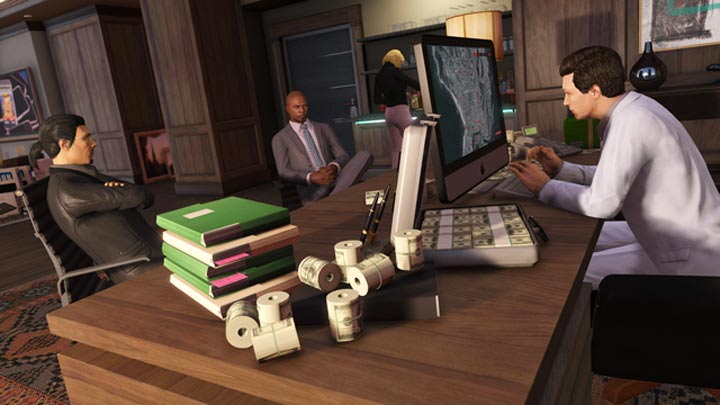 GTA Online Finance Felony
