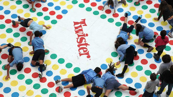 twister giocare playdays